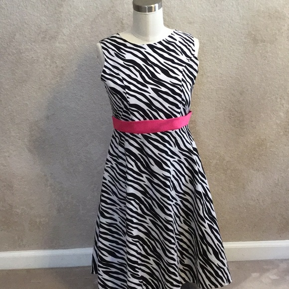 Nwt Girls Dress Zebra Print Rare Editions Size 6x Clothing, Shoes & Accessories Kids' Clothing, Shoes & Accs